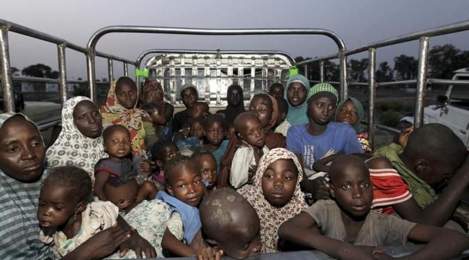 Cristãos são principal alvo do Boko Haram