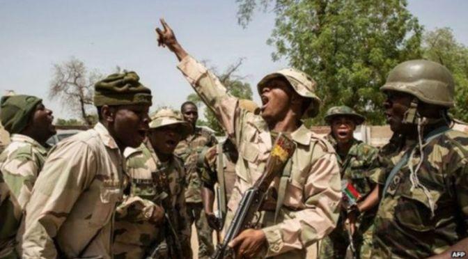 Boko Haram já sequestrou mais de 2 mil mulheres, diz ONG