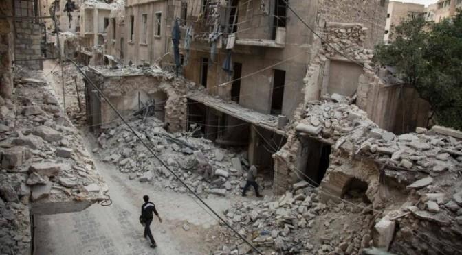 Novo ataque a hospital agrava caos em Aleppo