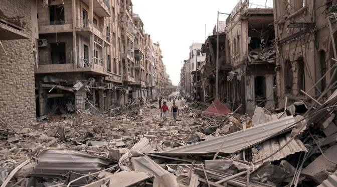 Síria: ONU quer que Damasco abra os céus à ajuda humanitária