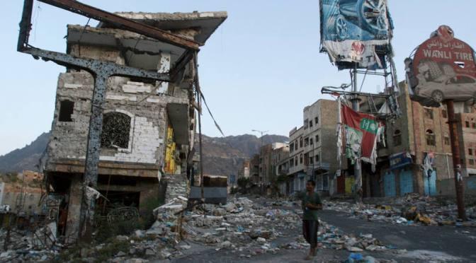 Iémen: A guerra esquecida