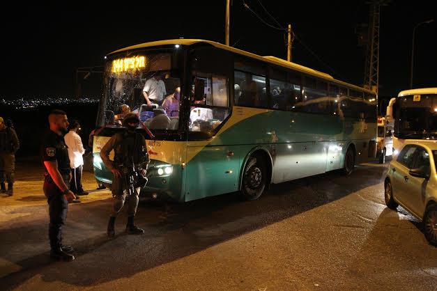 Terroristas atingem dois ônibus israelenses no final das comemorações do Dia de Jerusalém