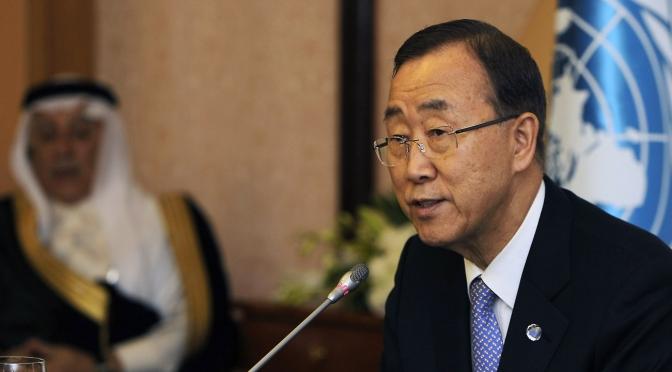 """Secretário-Geral da ONU admite que removeu Arábia Saudita da lista de """"assassinos de crianças"""" devido à extorsão"""