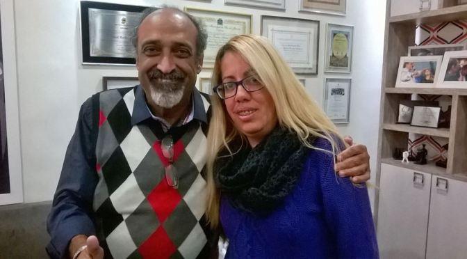 Deputado Ezequiel Teixeira se prontifica a encaminhar pleito da ONG EVM à Comissão de Direitos Humanos