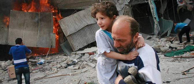 Cristãos sírios pagam a jizya, se convertem ao islã ou morrem