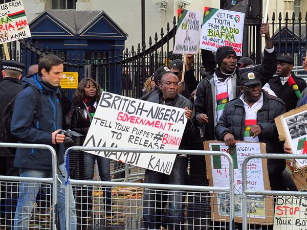 Biafra: Onde está a Comunidade Internacional?