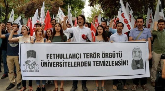 Turquia suspende aplicação da Convenção Europeia dos Direitos Humanos