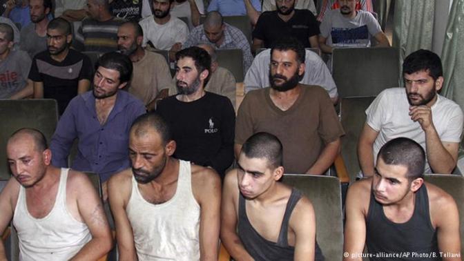 Anistia Internacional denuncia tortura em prisões na Síria