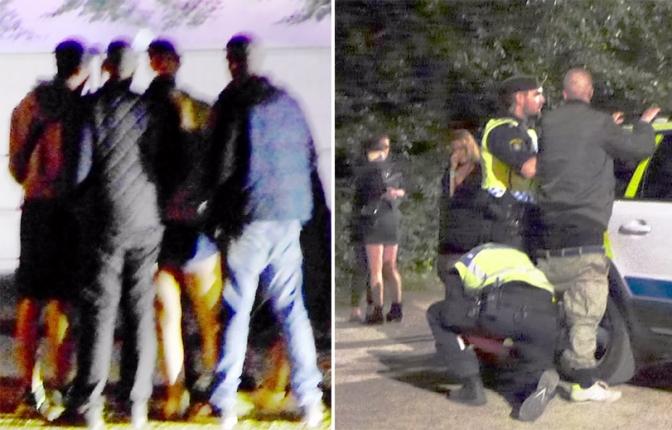 Suécia: Verão Infernal de Ataques Sexuais