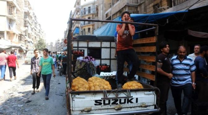 Estado Islâmico sequestra dois mil civis no Norte da Síria
