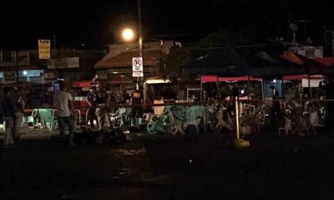 Atentado a bomba deixa 14 mortos e 67 feridos em mercado nas Filipinas