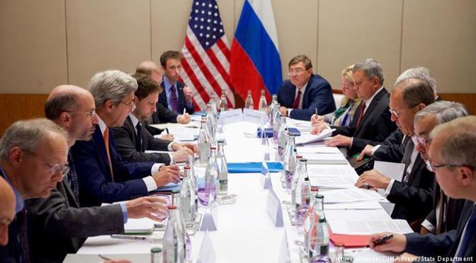 EUA e Rússia anunciam acordo para cessar-fogo na Síria