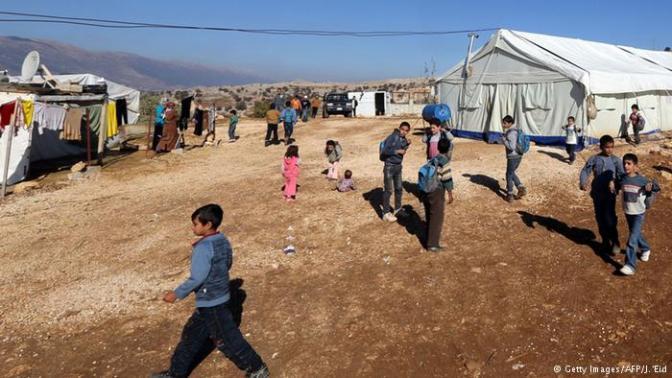 Metade das crianças sírias não está na escola, diz Unicef