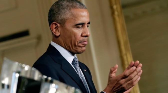 Congresso derruba veto de Obama a lei sobre vítimas do 11 de Setembro