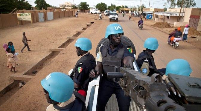 Mali: em busca de paz
