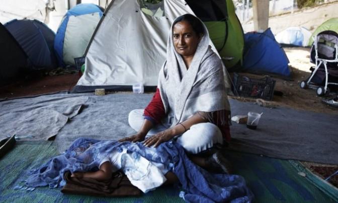 Apenas dez países acolhem 56% dos refugiados no mundo, diz ONG