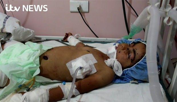 Menina síria de 4 anos morre após confundir bomba com brinquedo