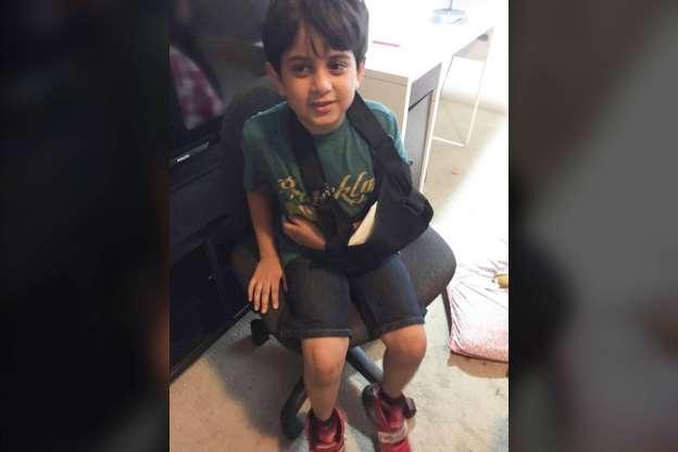 Menino muçulmano é espancado na escola nos EUA e pai culpa Trump