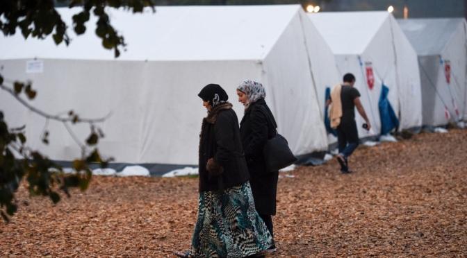 743 refugiados cristãos convertidos são atacados por muçulmanos em campos de refugiados na Alemanha