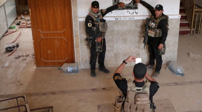 Ofensiva em Mosul: Arcebispo de Erbil diz que pelo menos 2 aldeias cristãs estão liberadas