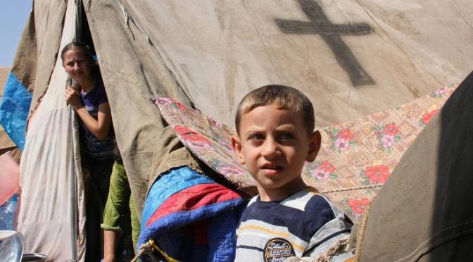 Iraque: converter ou morrer