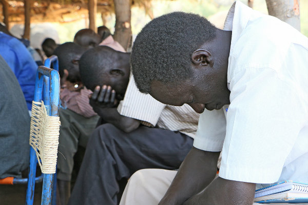 Mais nove cristãos são presos no Sudão