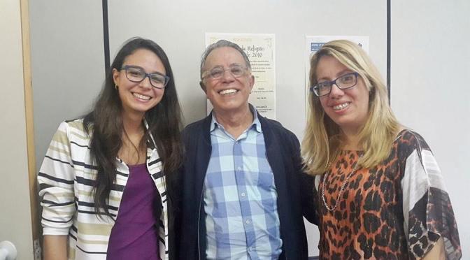 EVM recebe apoio do renomado professor e escritor Clóvis Brigagão