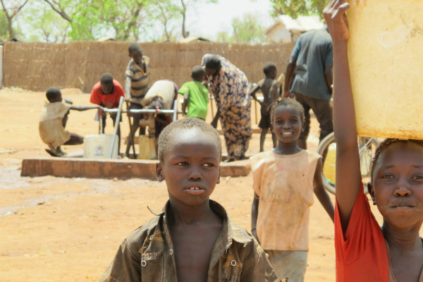 Aumenta o número de deslocados cristãos