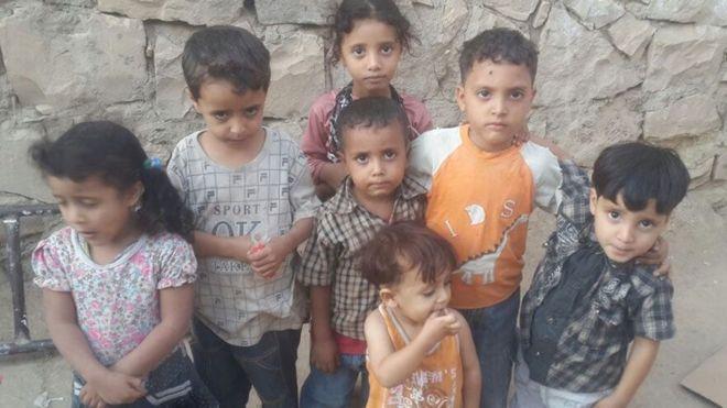 O iemenita que perdeu 27 pessoas de sua família em um bombardeio aéreo