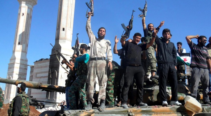 Adultos e crianças foram mortos por bomba quando tentavam fugir do Estado Islâmico