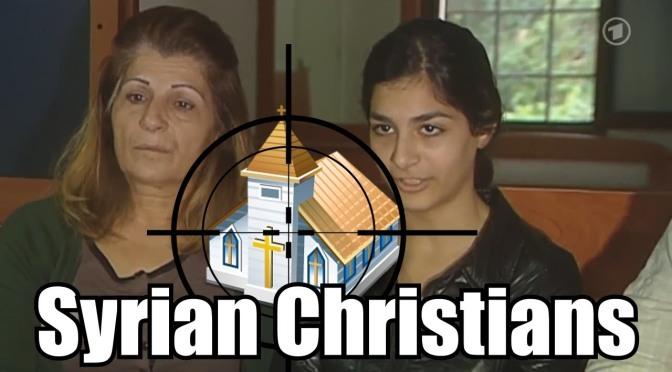 Relatório divulgado recentemente detalha a terrível perseguição sofrida pelos cristãos na Síria