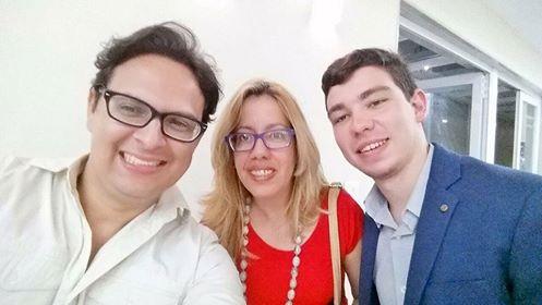 ONG EVM já inicia articulações para sessão solene em Curitiba através do seu novo colaborador Matheus Vieira
