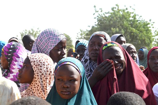 Milhares de pessoas enfrentam a AIDS após estupros executados pelo Boko Haram