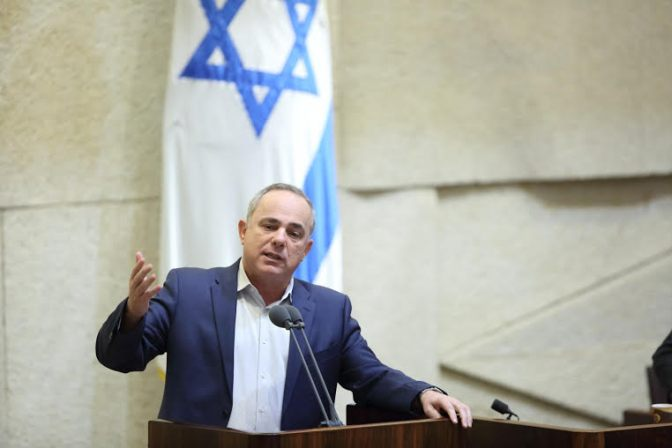 """Ministro israelense afirma que presidente da OLP é o """"inimigo número um"""" de Israel"""