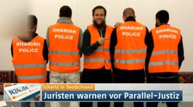 A Alemanha se Curva à Lei da Sharia