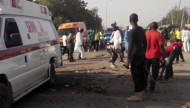 Estudantes na Nigéria matam 56 em atentados suicidas