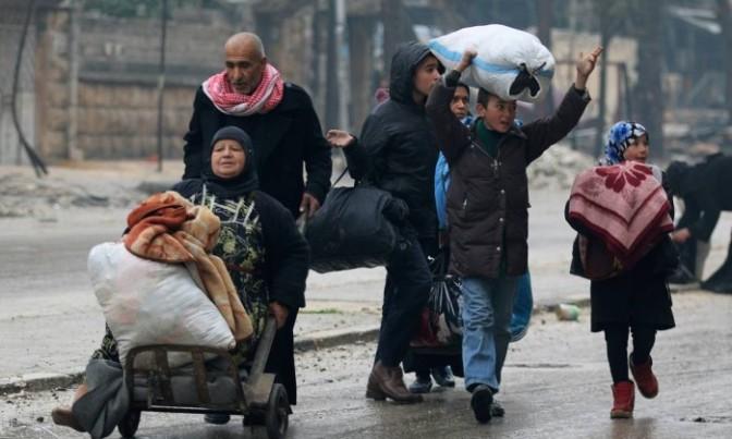 Famílias pedem autorização para matar filhas e evitar estupro em Aleppo
