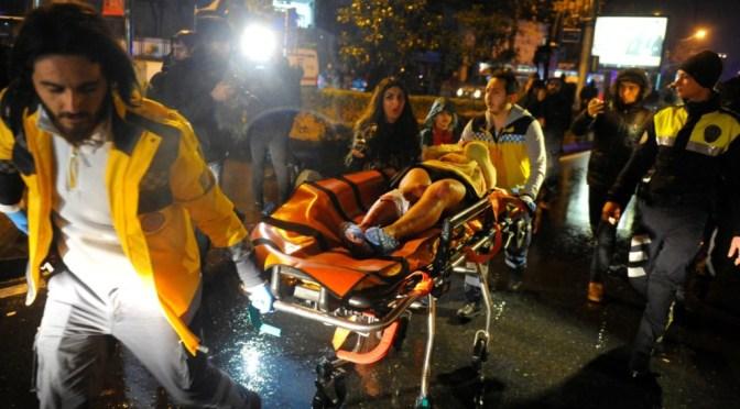 Turquia: ataque a uma discoteca faz 35 mortos e 40 feridos