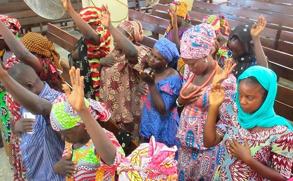 Mais algumas meninas do Chibok foram resgatadas