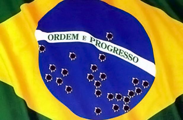 Brasil, um país com um governo ainda ligado ao terror