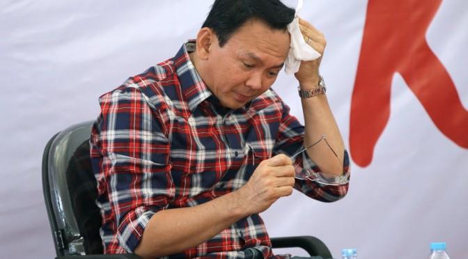 Indonésia: Mais detalhes sobre a prisão de Ahok