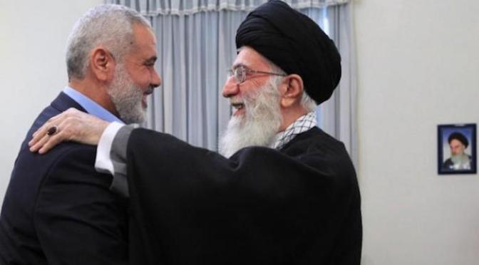 """Irã para o Hamas: Vamos nos aproximar """"com base na jihad"""""""