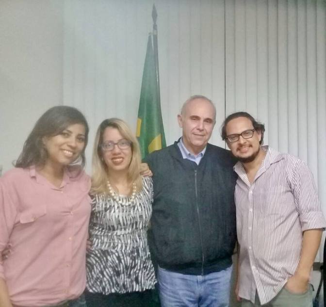 EVM e Ordem dos Jornalistas do Brasil