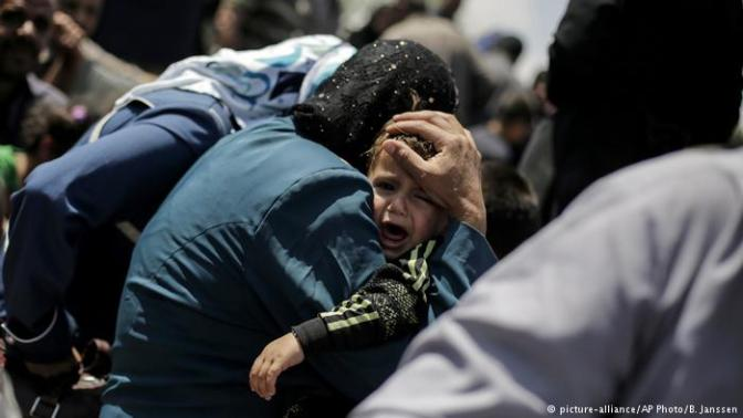 """""""Estado Islâmico"""" usa crianças como armas de guerra em Mossul, diz ONU"""