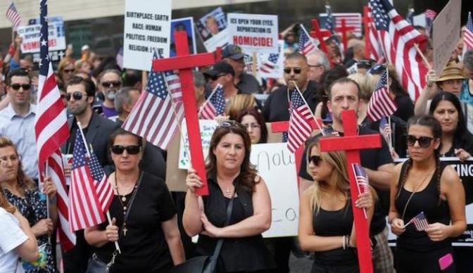 Juiz bloqueia a tentativa dos EUA de enviar cristãos iraquianos de volta ao Estado islâmico