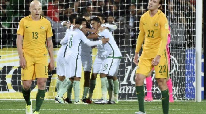 Mundial 2018: Arábia Saudita desrespeita minuto de silêncio pelas vítimas de Londres