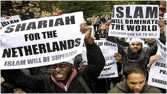 A conversão do Velho, Novo e Novíssimo Mundo Ocidental para o Califado Mundial do Islã e sua Sharia