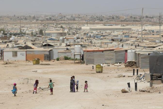 Jordânia acusada de deportar refugiados  sírios