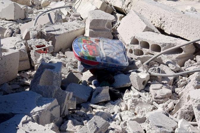 Setembro: mês mais sangrento na guerra síria