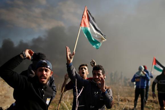 Fúria palestina: Trump é culpado ou inocente?